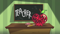 Teacher of the Month title card MLPS3