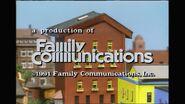1991 Family Communications Logo