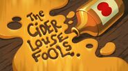 Holidays Unwrapped Part 3 'The Cider Louse Fools'