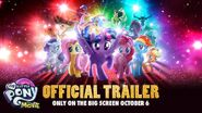 My Little Pony The Movie Official Trailer 1