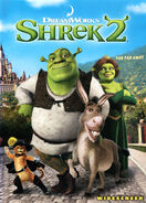 Shrek2 dvd