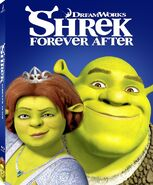 Shrek Forever After 2015 Blu-ray