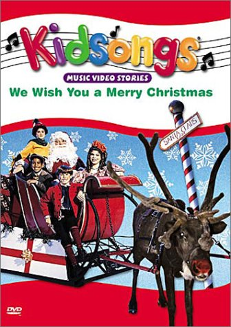 Kidsongs: We Wish You a Merry Christmas (video)