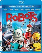 Robots 2015 Blu-ray