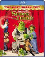 Shrek3 bluray
