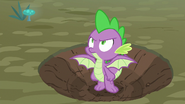 Spike determined to help his friends S8E11