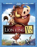 Lionking1.5 bluray
