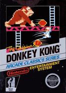 Donkeykong nes
