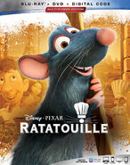Ratatouille 2019 Blu-ray