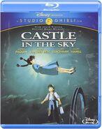 Castle in the Sky Blu-ray