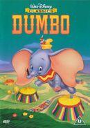 Dumbo 1999 UK DVD