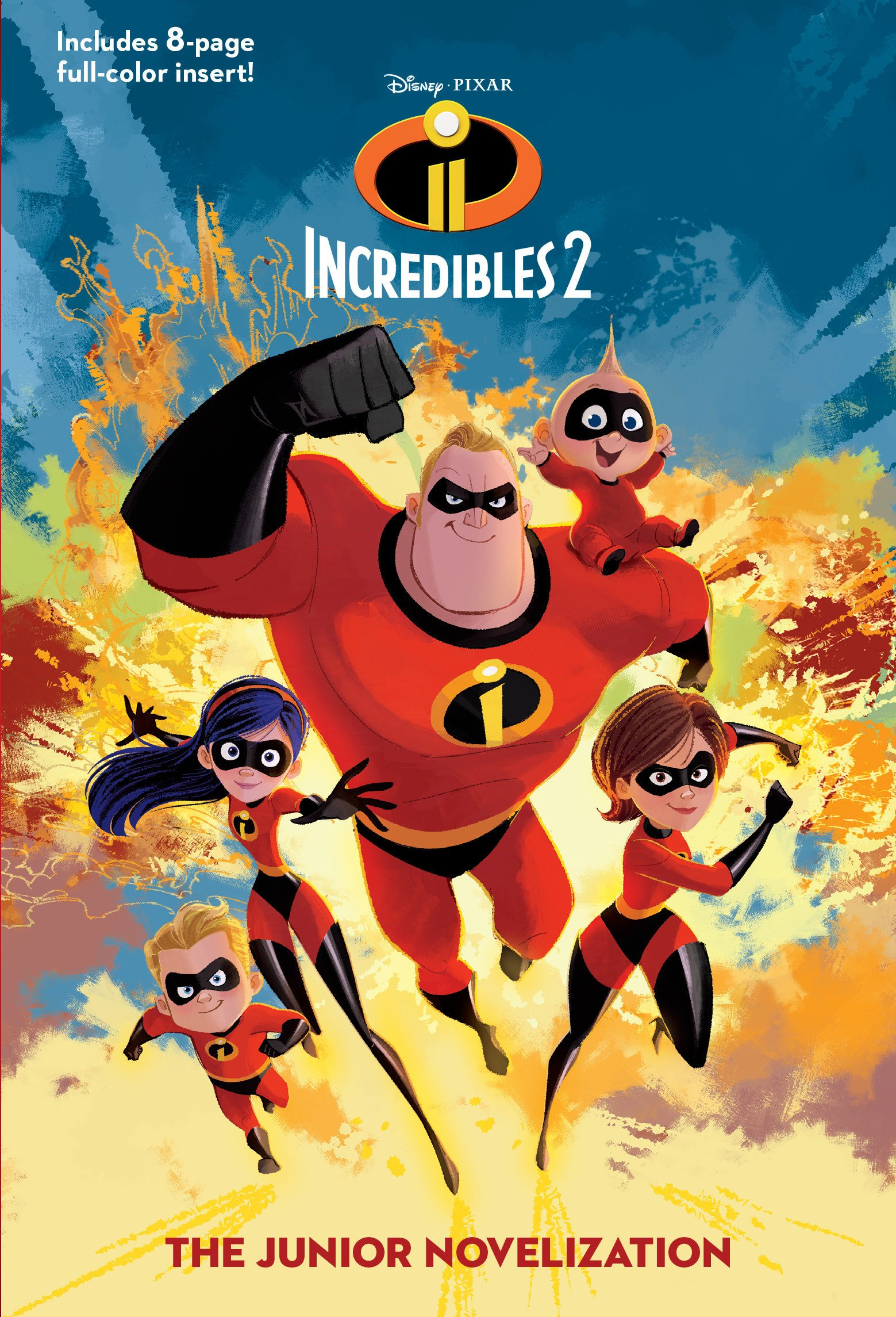 Incredibles 2 (books)