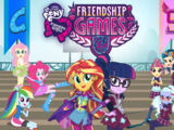 My Little Pony Equestria Girls: Friendship Games (2015 DVD)