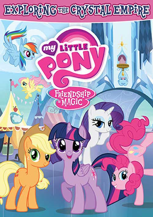 My Little Pony: Friendship is Magic: Exploring the Crystal Empire