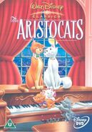 Aristocats dvd PAL