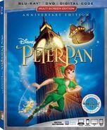 Peter Pan 2018 Blu-ray