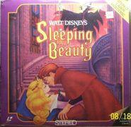 Sleepingbeauty 1986laserdisc