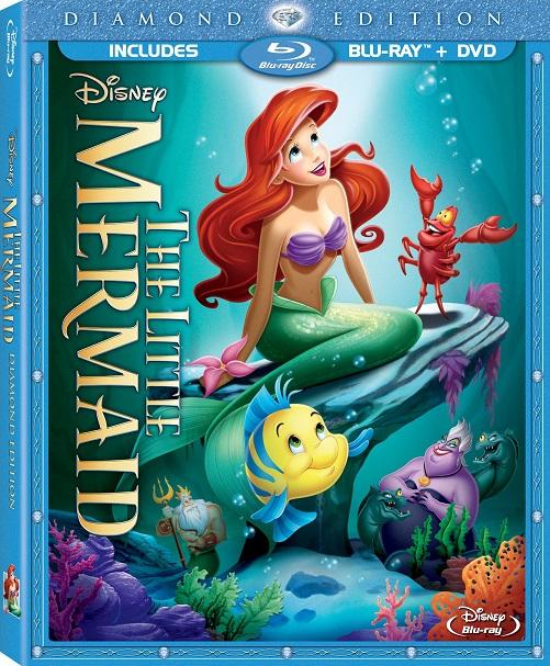 The Little Mermaid (Diamond Edition)