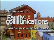 1994 Family Communications Logo
