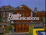 1985 Family Communications Logo