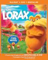 The Lorax 2017 Blu-ray