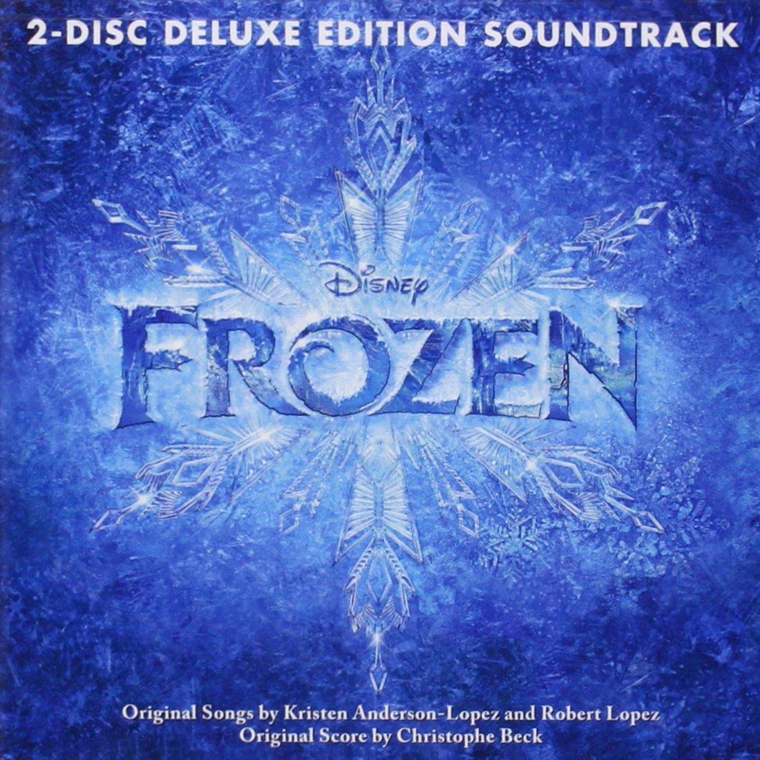 Frozen: 2-Disc Deluxe Edition Soundtrack
