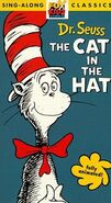Thecatinthehat vhs