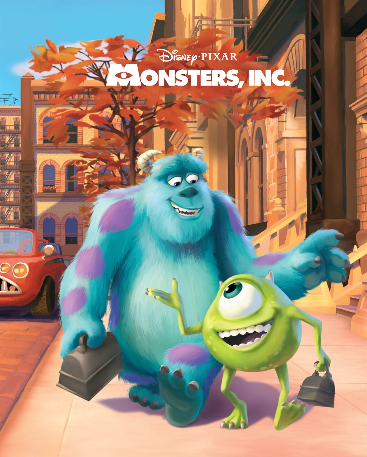 Monsters, Inc. (books)