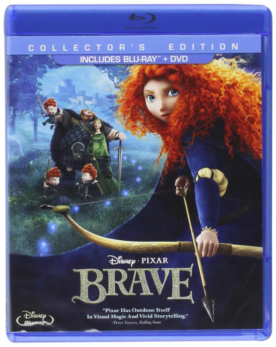 Brave (DVD/Blu-ray)
