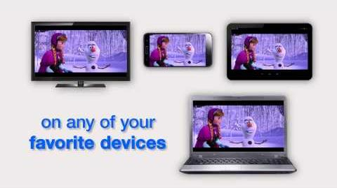 Disney Movies Anywhere on Android Devices