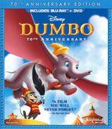 DumboBluRaySlipCover2011