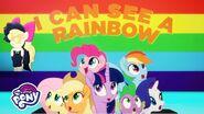 Rainbow Lyric Music Video by Sia
