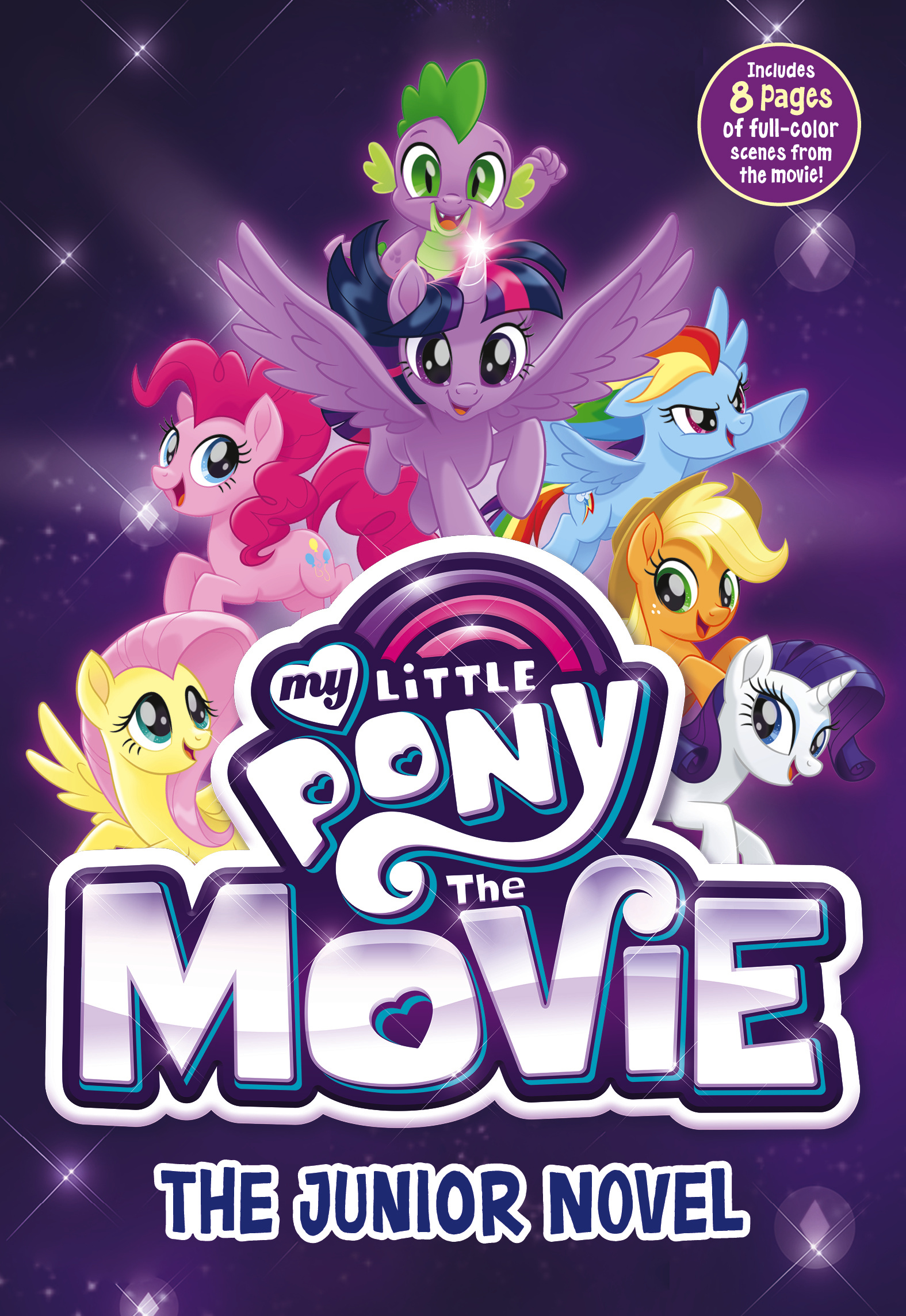 My Little Pony The Movie: The Junior Novel