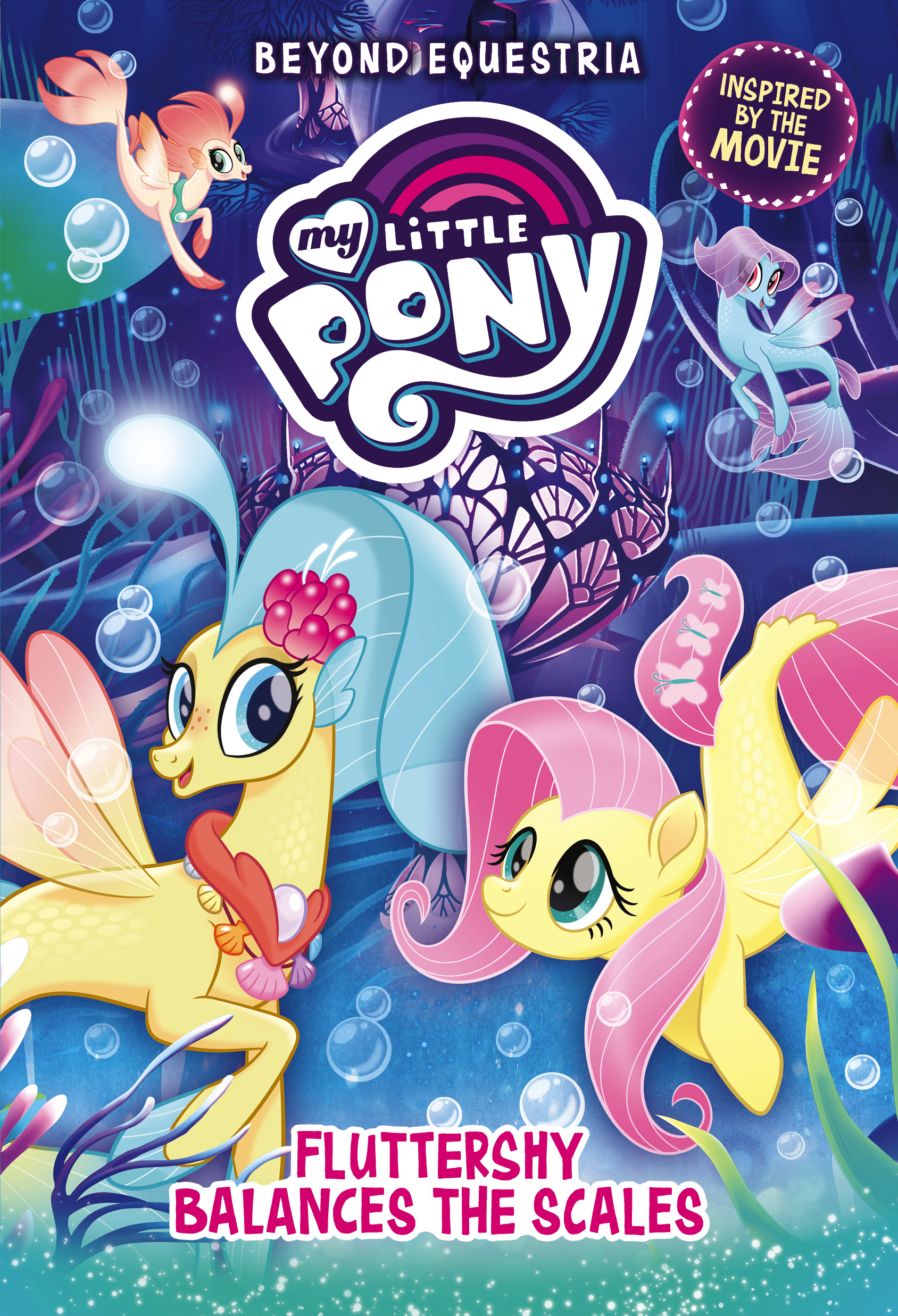 My Little Pony Beyond Equestria: Fluttershy Balances the Scales
