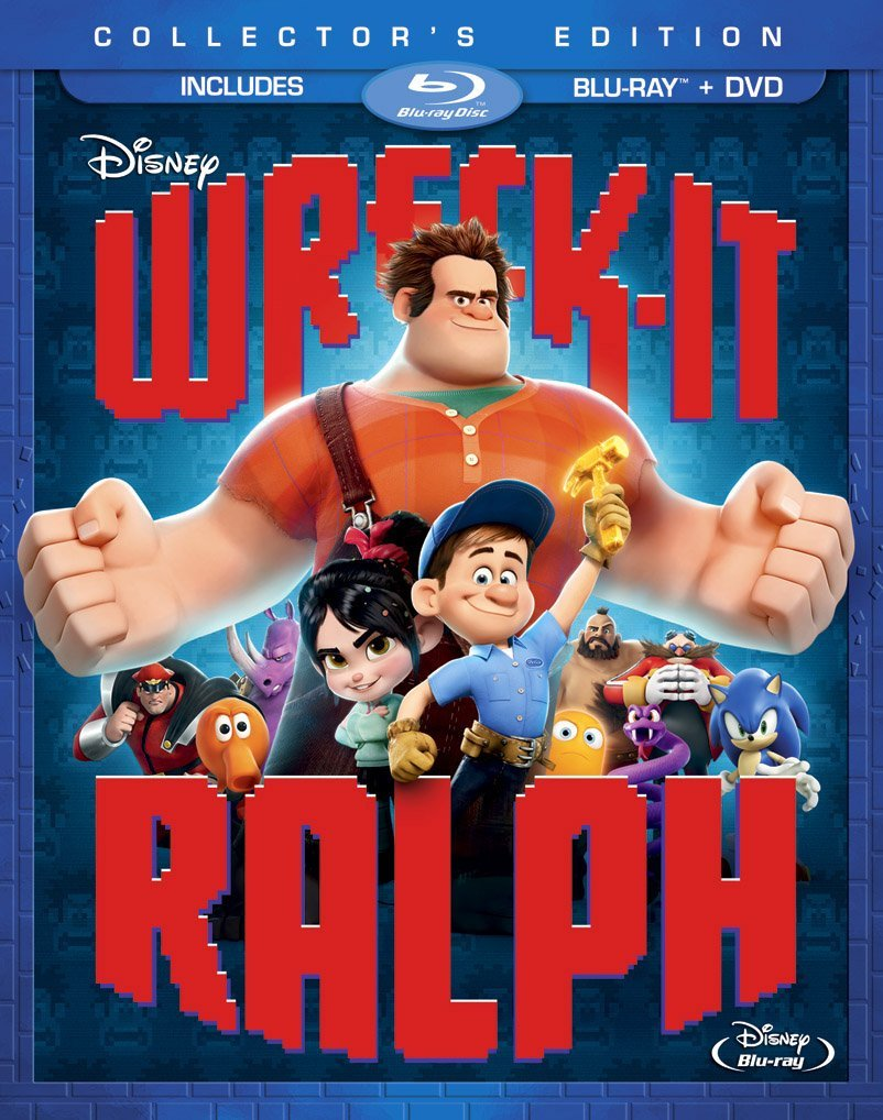 Wreck-It Ralph (Blu-ray/DVD)