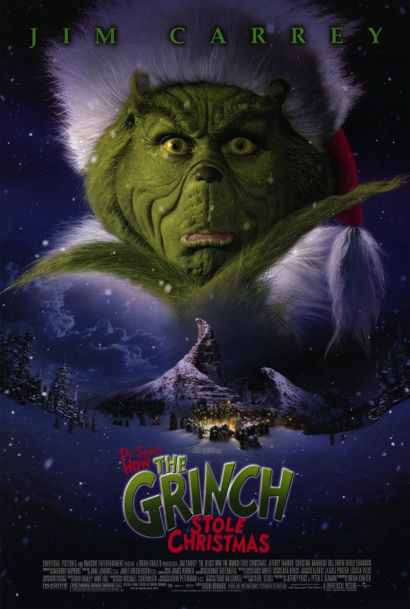 How the Grinch Stole Christmas (film)