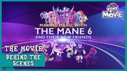 Making Magic With The Mane 6 And Their New Friends