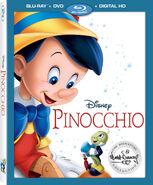 Pinocchio 2017 Blu-ray