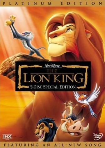 The Lion King (Platinum Edition)