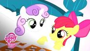 My Little Pony Friendship is Magic – Fluttershy Sings 'Hush Now Lullaby' Official Music Video