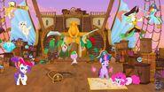 My Little Pony The Movie (2017) 360º Pirates Image