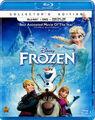 Frozen bluray