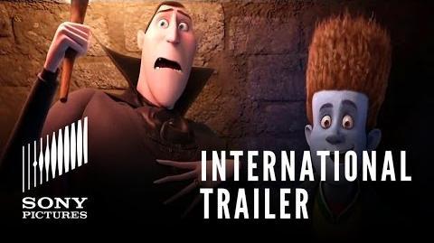 Hotel Transylvania (3D) - Official International Trailer