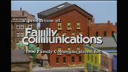 1996 Family Communications Logo