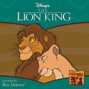 Lionking storyteller
