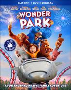 Wonderpark bluray