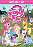 My Little Pony: Friendship is Magic: Season Two (DVD)