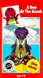 Barney & the Backyard Gang: A Day at the Beach