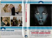 Eyes of laura mars 1979 vhs case