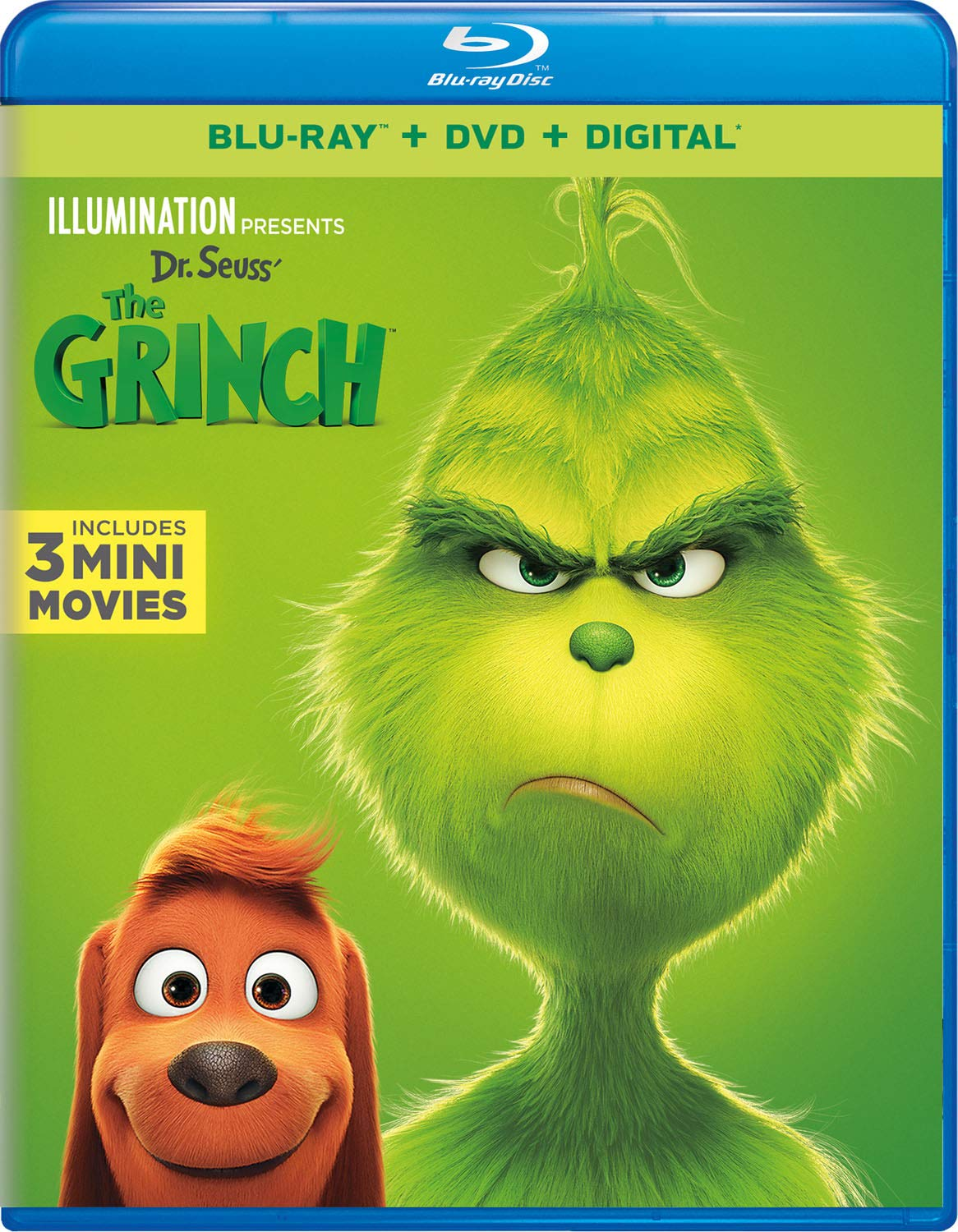 The Grinch (Blu-ray/DVD)